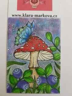 Boekenlegger kant 1 #MagicalDelight van #KlaraMarkova