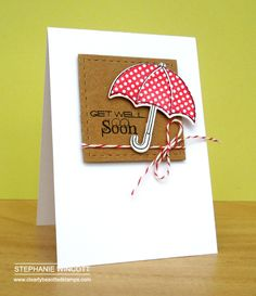 Clearly Besotted Stamps April Showers   Clearly Besotted Stamps