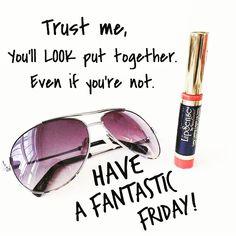 Happy Friday to all my LipSense Lovelies! Lavish Looks with Lauren: Lipsense Dis., Makeup, Happy Friday to all my LipSense Lovelies! Lavish Looks with Lauren: Lipsense Distributor # 372861 Source by Tgif, Kiss Cosmetics, Quotes Pink, Senegence Makeup, Senegence Products, Lipsense Lip Colors, Long Lasting Lip Color, Its Friday Quotes, Friday Humor