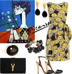 """""""Picasso"""" by ana-cris on Polyvore"""