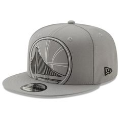 buy popular f5dac 9f229 Golden State Warriors New Era Light It Up 9FIFTY Snapback Hat – Gray, Your