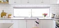 Image result for kitchen aluminium windows Aluminium Windows, Kitchen Cabinets, Window Ideas, Image, Home Decor, Decoration Home, Room Decor, Kitchen Base Cabinets, Dressers