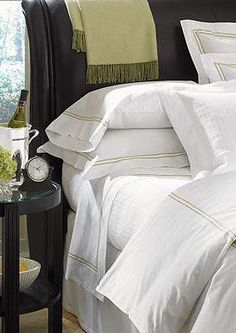 Styled after sheets that grace the beds of some of the finest hotels in the world.