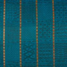 Textile, Ghana, 1960s. British Library.