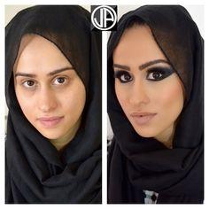 Makeover Arabic Makeup Contouring Makeup
