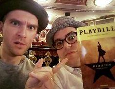 Beauty and the Beast cast sees Hamilton