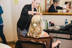 Our most requested hair style is half up and half down. There is good reason for this its beautiful natural and feminine. Hair by gloss__boss for Pic credit: . Bridal Hair And Makeup, Bridal Beauty, Wedding Makeup, Hair Makeup, Bridal Looks, Bridal Style, Up Hairstyles, Wedding Hairstyles, Durban South Africa