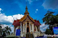 10 cosas que hacer en Pattaya, esta pecaminosa ciudad de Tailandia no es solo juerga y fiesta, aquí también hay cientos de cosas por hacer. #tailandia #pattaya http://bangkok.stickyrice.co/10-cosas-que-hacer-en-pattaya วัดชัยมงคล (Wat Chai Mong Kol) en Pattaya, Chonburi