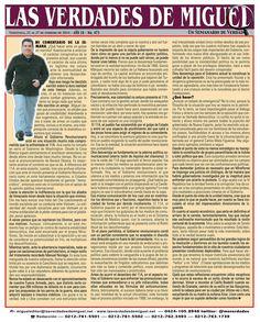 Las Verdades de Miguel (Ed. 473) - Venezuela al Día