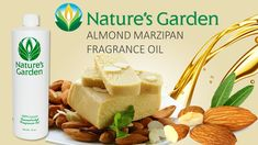 Almond Marzipan Fragrance Oil - Nature's Garden