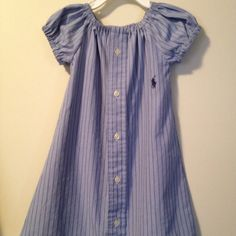 Another peasant dress from a dress shirt