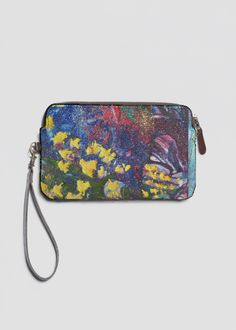 Statement Clutch - Australica Rain Flora by VIDA VIDA