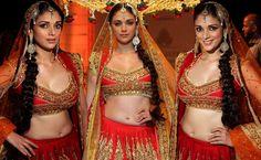 Gorgeous Aditi Rao Hydari as a Indian Bride