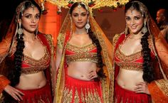 Gorgeous Aditi Rao Hydari as a Indian Bride