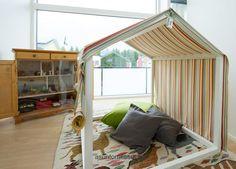 Jämerä-Loft 2 - Makuuhuone/Leikkihuone | Asuntomessut