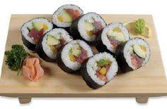 Recetas Japonesas en español!: Futomaki - Sushi