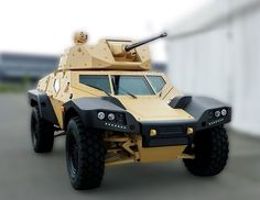 Homemade Survival Vehicles | CRAB Combat Reconnaissance Armoured Buggy Panhard - France