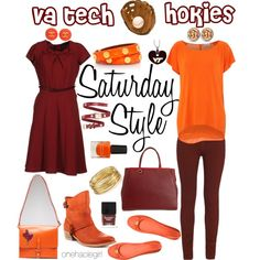 May Virginia Tech Hokies Virginia Tech Game, Virginia Tech Football, Virginia Tech Hokies, College Football, Rush Outfits, College Outfits, Only Clothing, Outfit Of The Day, What To Wear