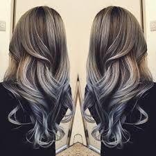 Image result for dip dye hair tumblr brown