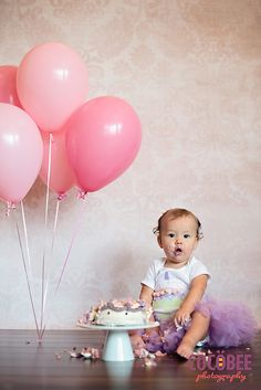 I can't wait to do this for Lexi's 1st Birthday