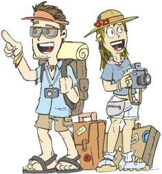 A Arte do Turismo e da Hotelaria: Amigos Viajantes