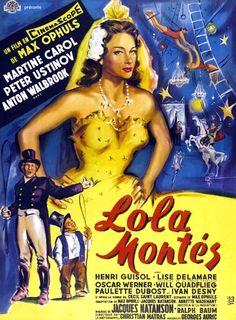 Peter Ustinov- Lola Montès (1955)