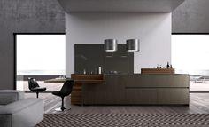 Alumina kitchen, Marconato&Zappa, @comprex |  #design #quality #interior #interiordesign #architecture #fuorisalone2016 #salonedelmobile2016 #showroom #milan #salonedelmobile #fuorisalone #mdw16 #designbest #milanodesignweek2016 #isaloni #2016
