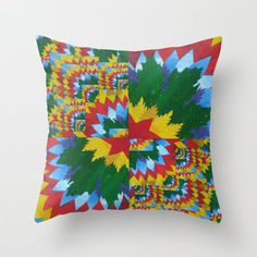 small present gift original unique cushions by SmallPaintingArt, $32.68