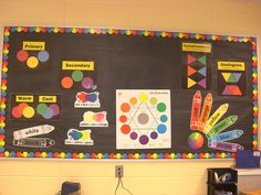 Color Bulletin Board