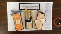 Stamp with Jini HALLOWEEN CANDY BAR SLIDER by Jini Merck