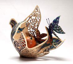 Ажурные изделия из дерева от Joey Richardson  SKRMASTER.KZ — Handmade Казахстана