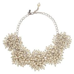 Kate Spade never creates a bad piece, be it shoes, bags or jewelry & I am crazy about this necklace!