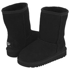 Black Uggs - Toddler Boots