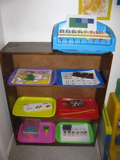 Learning Trays  | The Home Teacher