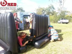 Redscorpion offers laser tag birthday parties for kids in Brisbane, Australia. For more info visit our site: http://www.redscorpion.com.au/content/