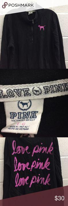 Sweatshirt vs Good conditions Victoria's Secret Tops Sweatshirts & Hoodies