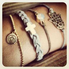 Bracelets by followyourbliss.nl