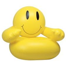Happy chair :) thinking chair.think happy thoughts