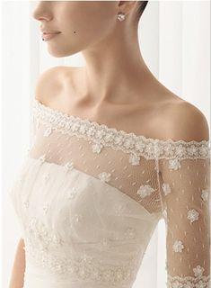 WANTED: Ivory Lace Bolero : wedding bolero cover up dress ivory lace Lace Wedding Lace Weddings, Wedding Gowns, Ivory Wedding, Wedding Designs, Wedding Styles, Wedding Jacket, Lace Bolero, Bridal Fashion Week, Wedding Beauty