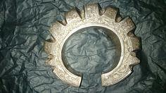 Antiker Silberarmreifen