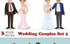 Wedding Couples Set 3214445