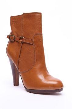 Boots ELECTRA Camel - Ash
