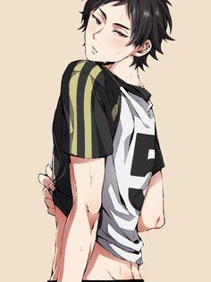 Haikyū Akaashi is beautiful