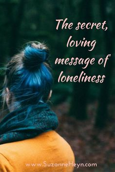 Loneliness has a very special message, straight from your heart. Click through to learn what that message is and how you can heal, emotionally and spiritually. Once you learn the message, you can find more happiness, peace, joy and inspiration.