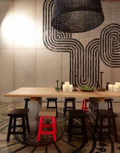 Graphic Walls || Méjico : restaurant mexicain à Sydney // artof popov #montreuil