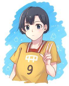 Chibi Girl Drawings, Stop The Rain, Studio Ghibli Art, All Anime, Handsome, Weather, Fan Art, Artist, Cute