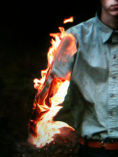 """"""" i will burn you from the inside out, if I have to."""""""