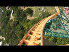 Check out this POV of the Titan Roller Coaster at Six Flags Over Texas. Watch in HD and Enjoy! This ride is very similar to Goliath at Six Flags Magic Mounta. Buy A Boat, Make A Boat, Sailing Cruises, Six Flags, Hair Raising, Sailboat, Stuff To Do, The Incredibles, World
