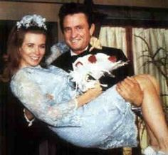 Married in a fever.... Love these two!  June Carter Cash and Johnny Cash  Undying Love.