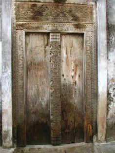 More doors, Zanzibar, Tanzania